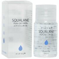 Japan Squalane Pure Oil 100% 30ml #ibea