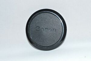Canon B-62  62 mm ID Rigid Plastic Press-On Front Lens Cap Made Japan. (FLC 331)