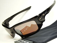 Oakley Scalpel Black Polarized Sonnenbrille Splice Jawbone Fuel Cell Ten Alinghi