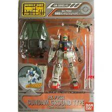 Bandai Gundam MSIA Action Figure GM Series #1 Gundam Ground Type ( GM Head )