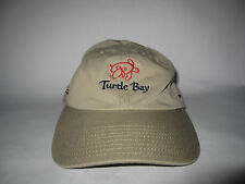 Turtle Bay Golf Embroidered Adjustable Cotton Hat (By American Needle)