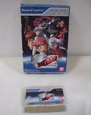 WS -- SD Gundam Monoeye Gundams -- Box. WonderSwan, JAPAN Game Bandai. 37741