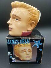 New listing Coffee Tea Mug Cup American Rebel James Dean Ceramic Movie Nostalgia Hollywood