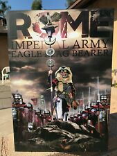 HH MODEL ROME IMPERIAL ARMEY EAGLE FLAG BEARER BOX FIG 1/6 ACTION FIGURE TOY