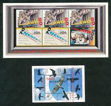 Nederland blok 1642 + 1652 postfris