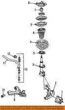 GM OEM Stabilizer Sway Bar-Front-Bushings 10356430