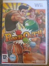 Punch-Out (Nintendo Wii) French Copy * New & Sealed *