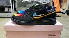 Brand New DS Nike SB Paul Rodriguez Zoom Air Elite Mexican Blanket sz 10.5