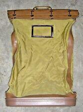 Vintage MMF Industries Security Bag Postal Mail Money Deposit Canvas Lockable