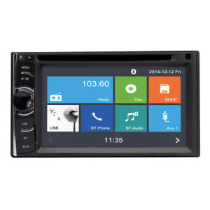 Magnadyne M2 | Touch Screen Multi-Media Receiver with DVD & Bluetooth