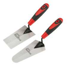 Draper Redline Trowel Kit Gauging & Bucket Trowels Carbon Steel Plastering Tools