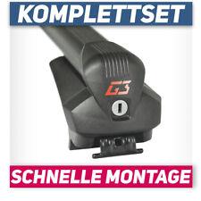 Alu Teleskop-Dachträger für BMW 5er F11 Touring ab 10 kompl. IN-IR