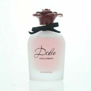 DOLCE ROSA EXCELSA Eau De Parfum Spray 2.5 oz / 75 ml NIB