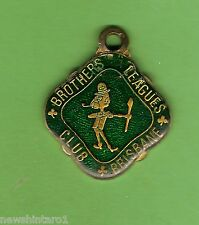 #D295.  BROTHERS BRISBANE  RUGBY  LEAGUE  CLUB BADGE  1973-74 #1514