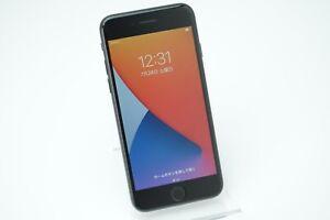 SIM FREE iPhone7 128G Black sim unlocked shipping from Japan No.971