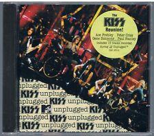 KISS  MTV UNPLUGGED CD F.C. SIGILLATO!!!