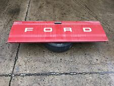 87-96 F - 150 87-98 F - 250 F - 350 Ford Pick Up Truck TAILGATE TAIL GATE RED