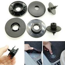 20Pcs Auto Car Floor Mat Carpet Fixing Clip Black Plastic Fastener High Quality