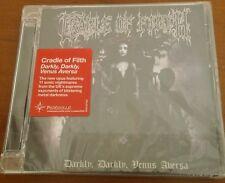 CRADLE OF FILTH - DARKLY DARKLY VENUS AVERSA -  CD SIGILLATO (SEALED)