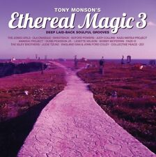 TONY MONSON'S ETHEREAL MAGIC VOL,3 - FAZE-O, SWEETBACK, ZO! U,A,  CD NEW!
