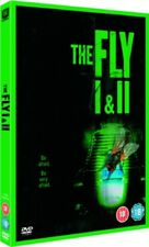 The Fly / The Fly II DVD NEW dvd (0198301001)