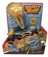 Brand New Knuckle Headz Head Poppin Racers - Fang The Cat Tiger