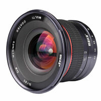 Meike 12mm F2.8-F22 Wide-angle Optical lens For Sony Mirrorless E-Mount Camera