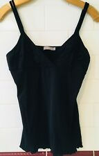MARILYN SEYB  LOVELY SPAGHETTI STRAP TOP, SZ 12, EXC COND, EMPIRE LINE STYLE