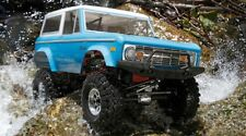 1/10 1972 Ford Bronco 4x4 Ascender Brushed RTR RC CRAWLER WATERPROOF