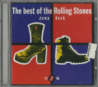The Rolling Stones - Jump Back CD (The Best of the Rolling Stones 1971-1993)