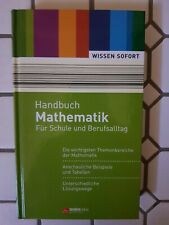Handbuch Mathematik für Schule und Berufsalltag Nachschlagewerk