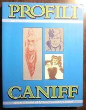 PROFILI CANIFF - MILTON CANIFF RETROSPECTIVE - English/Italian (2001, NM, 9.4)
