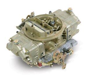 Holley Performance 0-4781C Double Pumper Carburetor