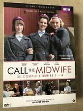 Call The Midwife - The Complete Series 1-4, BBC 11 DVD Set