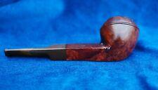 5.5 Inch Weber Tobacco Pipe Golden Walnut Imported Briar Vintage Estate Purchase