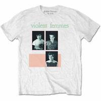 VIOLENT FEMMES Vintage Band Photo T-SHIRT OFFICIAL MERCHANDISE