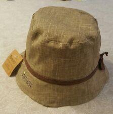 EarthLust Hemp Fabric Hat 9-15 months Girl's Browns
