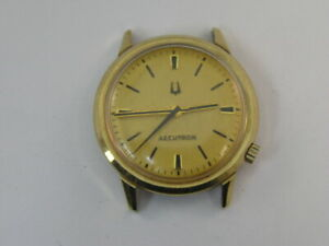 Vintage Bulova Accutron Watch 1970