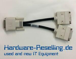 HP od. BIZLINK DMS59 Kabel auf  2x DVI - I Splitter Cable  338285-007/9 H9361