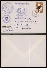 Antarctica TAAF 1975 - Cover to Germany E291