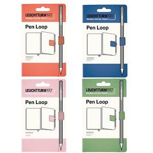 Leuchtturm Stiftschlaufe Penloop Pen Loop  Stifthalter Stiftlasche Rising colour