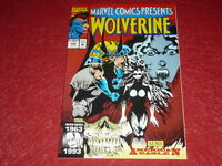 [Comics Marvel Comics USA] Presents #130 - 1993 Wolverine/Ghost Rider