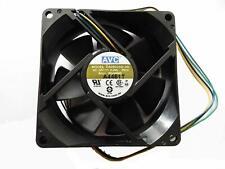 AVC DA08025B12U DC12V 0.35A 8CM 80mm 4-Pin PWM Computer Case Cooling Fan