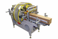 Orbital stretch ring wrapper wrapping machine stretch wrap new www canntec com