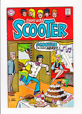 Swing With Scooter  No.26    :: 1970 ::     :: Cake Cover ::