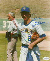 BREWERS Don Sutton signed 8x10 photo JSA COA AUTO Autographed Milwaukee
