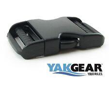 YakGear 1 1/2 inch Heavy Duty Side Release Buckles - Lots of 25