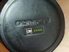 OLYMPUS OM ZUIKO 24mm F2.8 LENS CASE