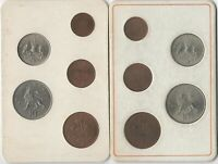 Britain's First Decimal Coins On Cards | Pennies2Pounds