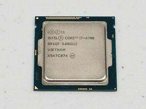 Intel Core i7-4790 Quad Core Processor 3.60GHz 5GT/s SR1QF